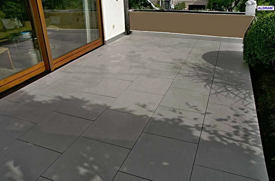 Balkonbodenbelag