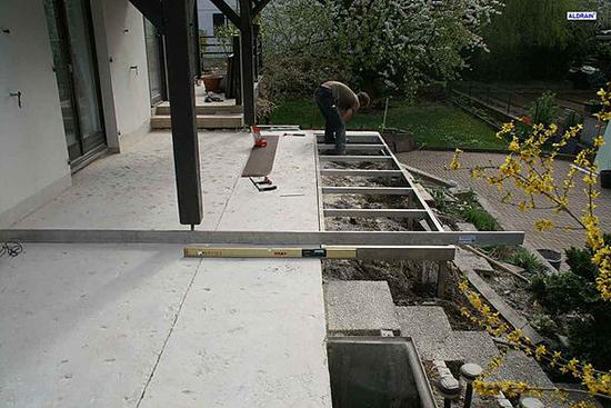 Treppensanierung in  Esslingen (Neckar)